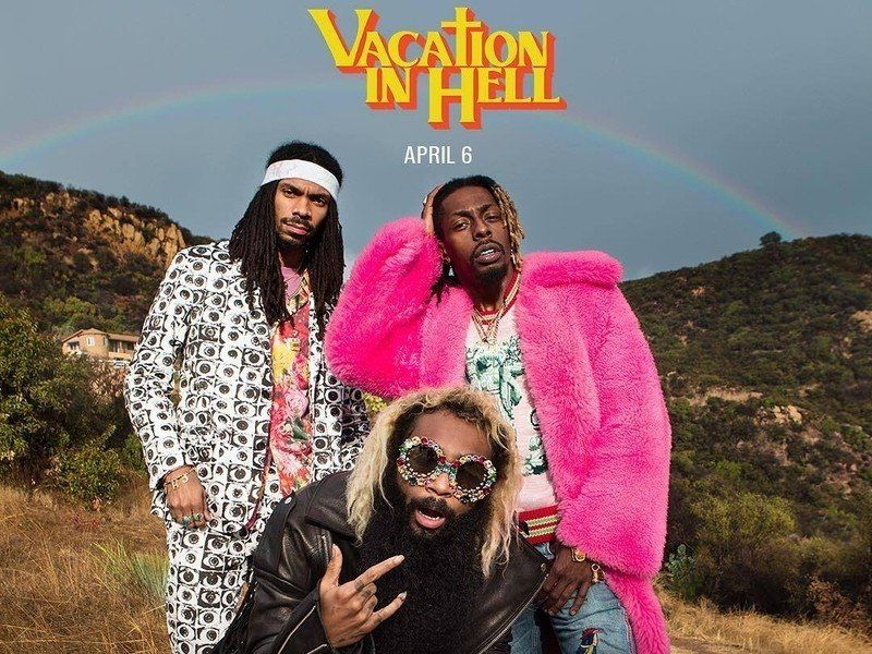 Flatbush Zombies Are Back With Vacation From Hell LP