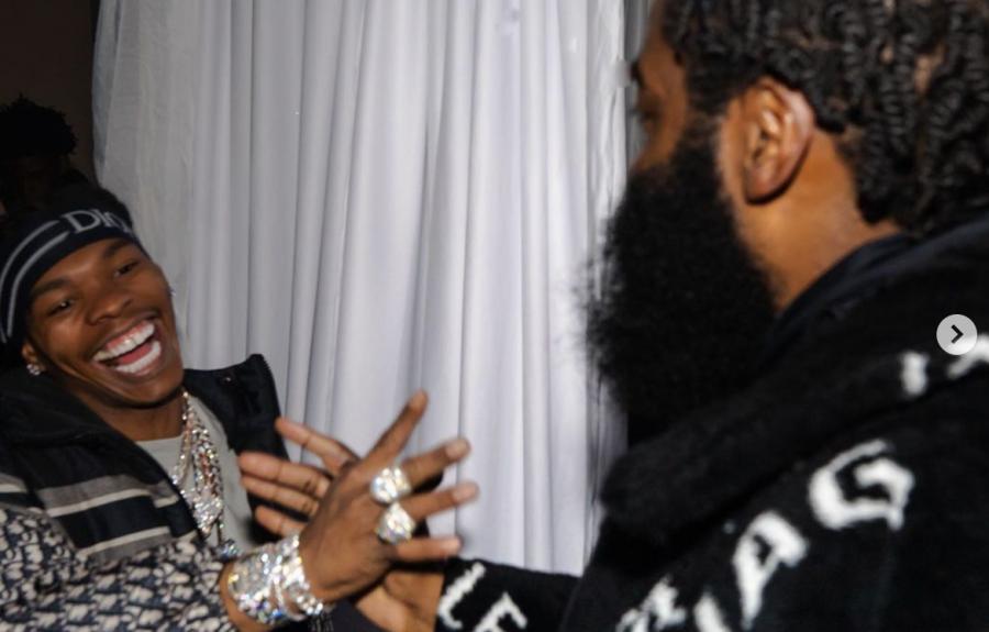 Der Geburtstags-Blowout von Lil Baby hat Stephen Jackson, der James Harden als Rapper Chaser bezeichnet
