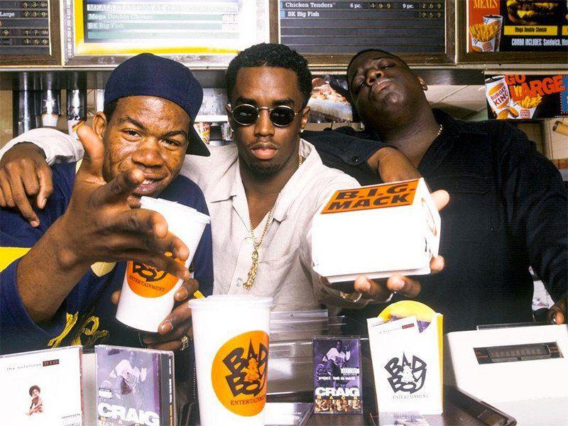 Fotograf Chi Modu Vets Bad Boys 'B.I.G. Mack 'Kampagne als Rap-Marketing-Blaupause