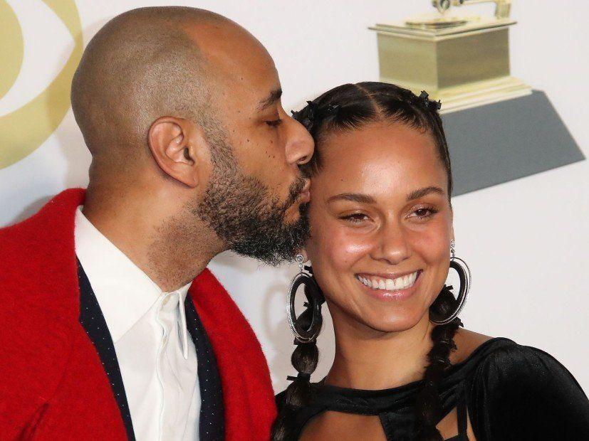 Swizz Beatz Big Ups Alicia Keys 'Status & ist gezwungen, sich selbst zu verteidigen
