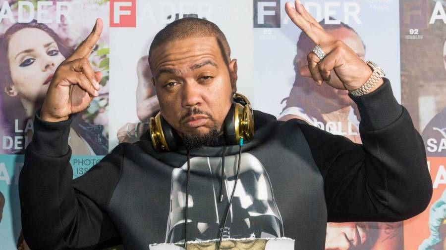 Anscheinend verstehen einige Leute nicht, wie Hip Hop-Samples funktionieren - Ausstellung: Timbaland