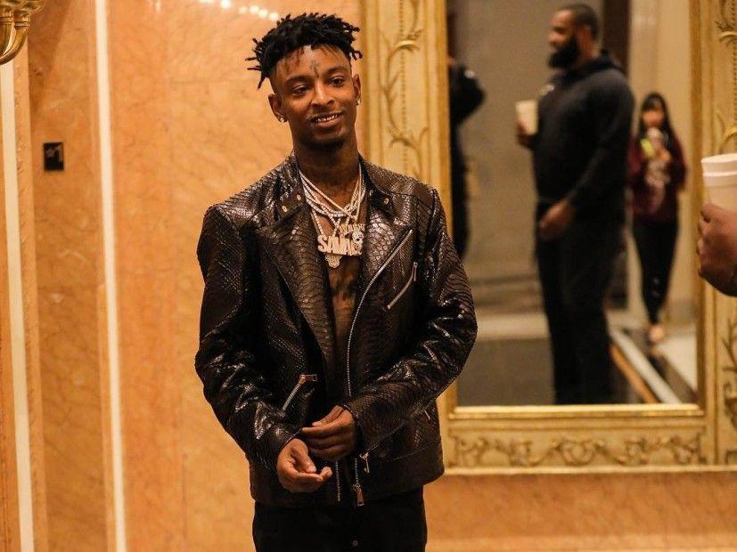Hip Hop-enkelt salg: 21 Savages officielt certificerede platin 'Bankkonto
