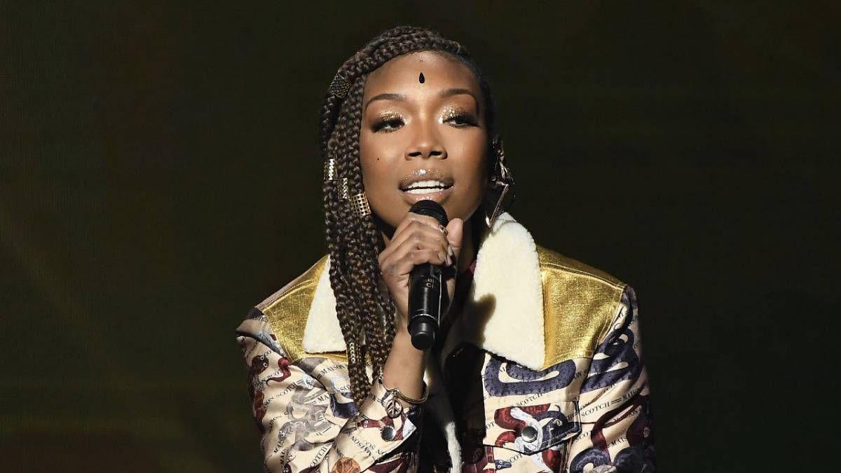 Brandy, um talentierten, aber gewaschenen Rapper in Eve & Naturi Naughtons 'Queens' Hip Hop-Serie zu spielen