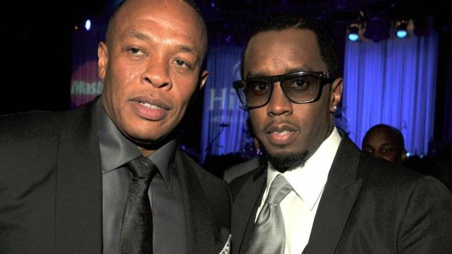 Diddy fortæller Fat Joe En Instagram Live Battle med Dr. Dre er i gang