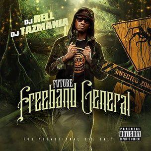 Zukünftiges 'Freeband General' Cover Art, Tracklisting, Download & Mixtape Stream