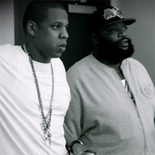 Rick Ross 'Der Teufel ist eine Lüge' mit Jay Z Cover Art aktualisiert