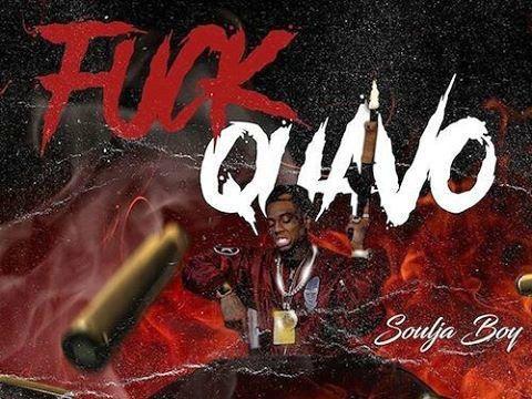 Soulja Boy truer Quavo med en AK-47 på nytt dissespor