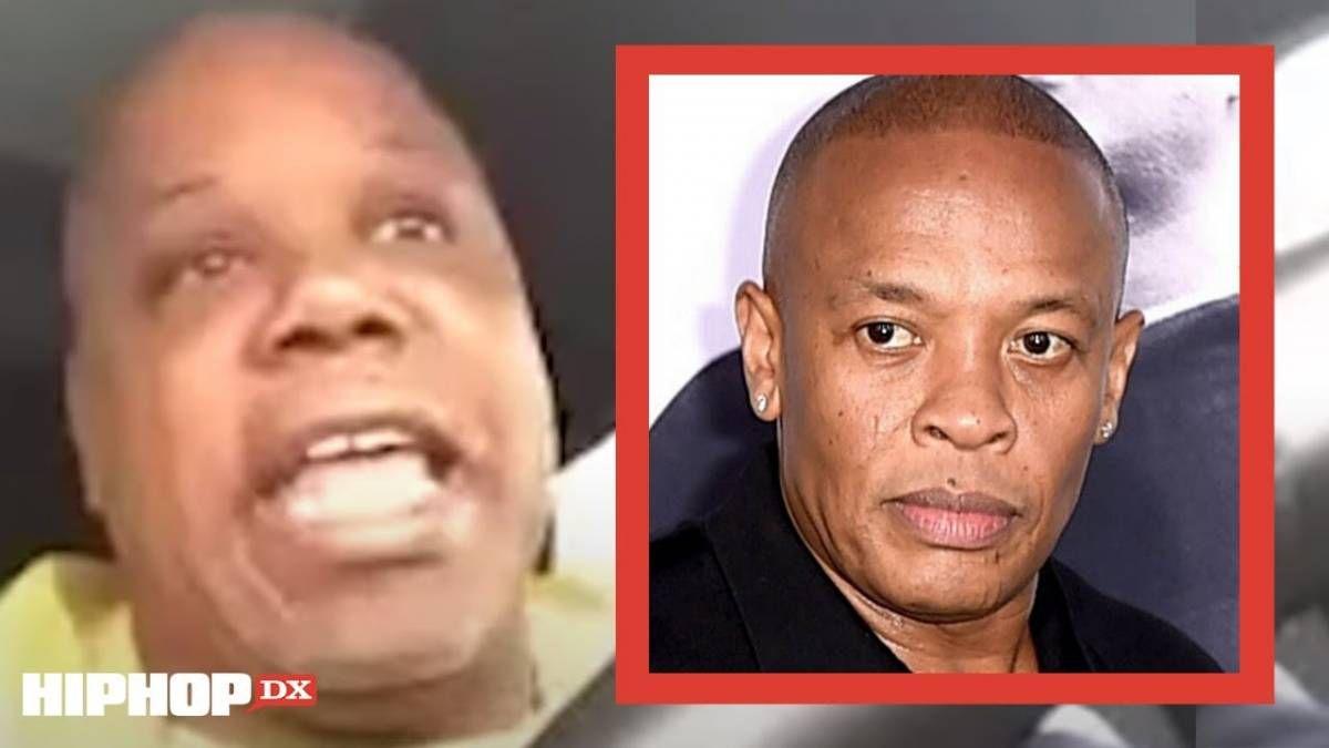 """Dr. Dre'as per daug hort pakartojo žodį """"Pussy"""" 4 valandas iš eilės """"Detox"""" seansų metu"""