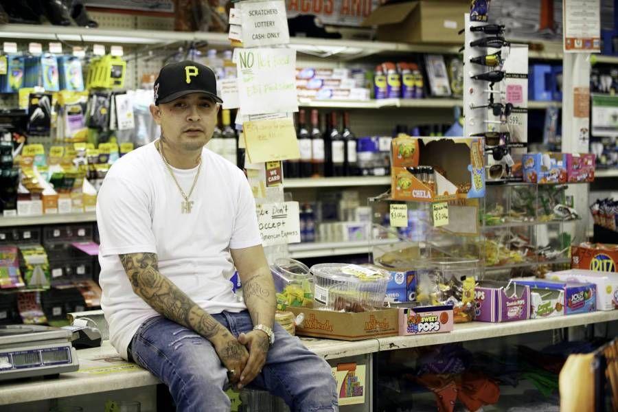 #DXCLUSIVE: Ung trommeslager dreng har Pomona og hele 909 på lås