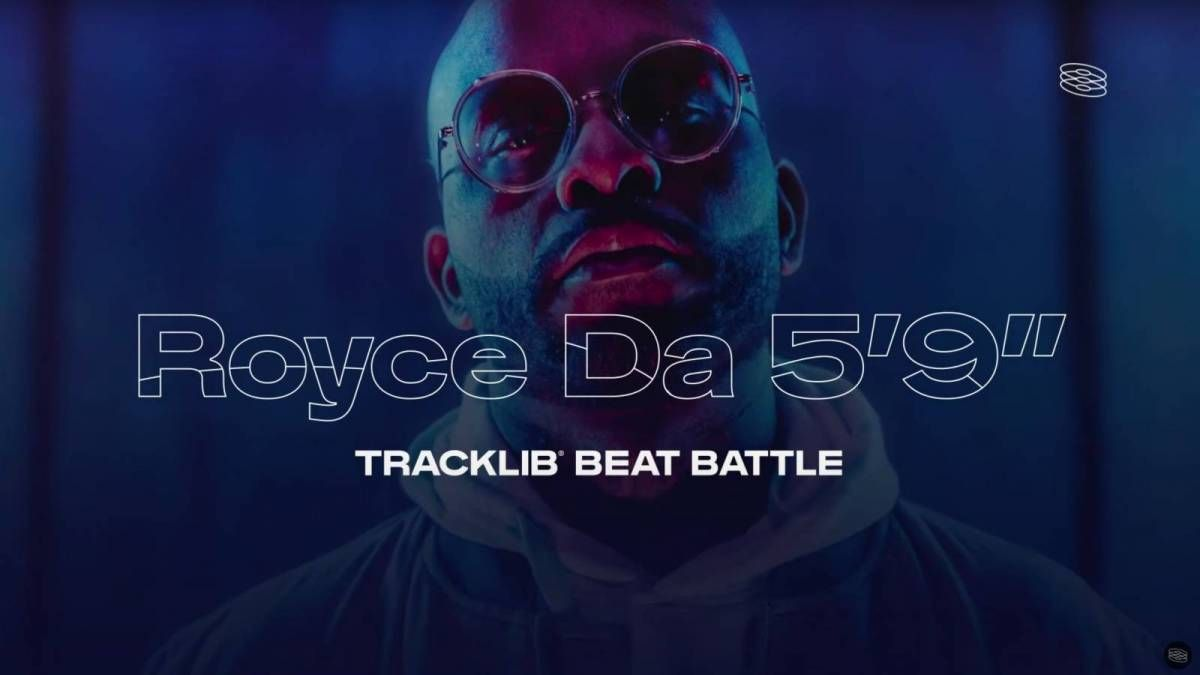 Royce Da 5'9 ergänzt die Tracklib 'Beat Battle' von 9th Wonder mit einer eigenen Beispielherausforderung