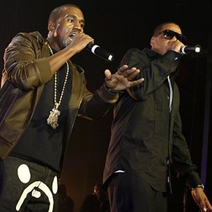 Jay Z, Kanye West et Frank Ocean poursuivis pour la chanson `` Watch The Throne '' `` Made In America '