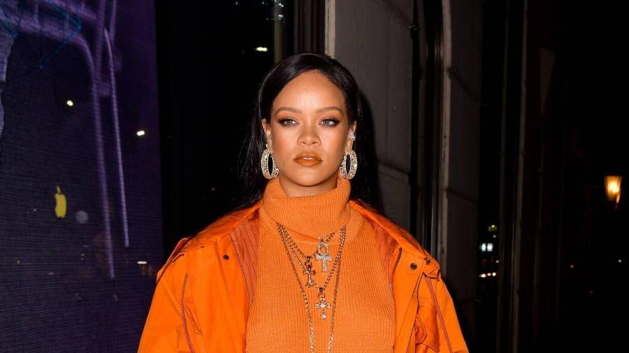Rihanna et Young Thug repérés ensemble sur le tournage de `` Secret Project '
