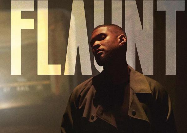 Stream Ushers neues Album 'Hard II Love' f. Junger Schläger & Zukunft