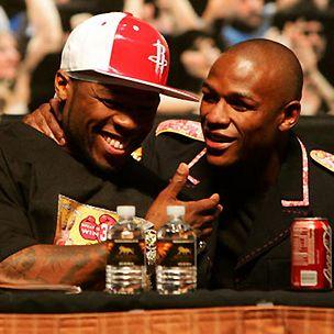 50 Cent und Floyd Mayweather tauschen Beleidigungen auf Twitter aus