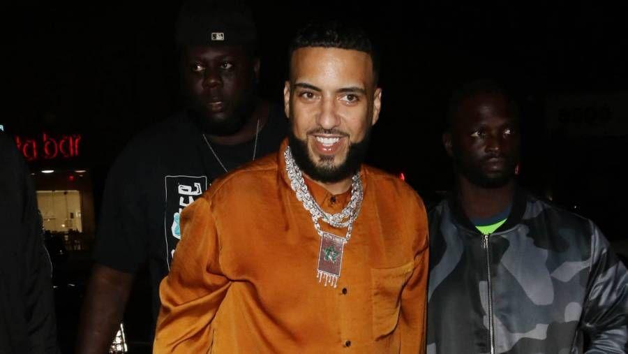 Fransız Montana 'N.Y.'yi Geri gətirəcəyinə' söz verən New York Rapper CJ'nin Buzlanmasına imza atdı