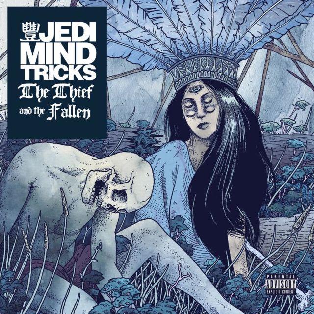 Jedi Mind Tricks 'Der Dieb und die Gefallenen' Erscheinungsdatum & Cover Art