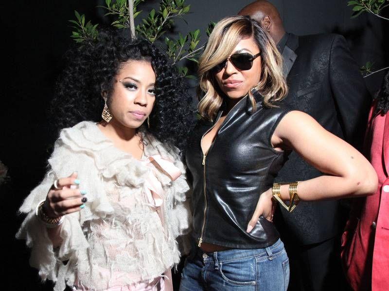 Keyshia Cole neckt potenzielle Ashanti Verzuz Instagram Battle