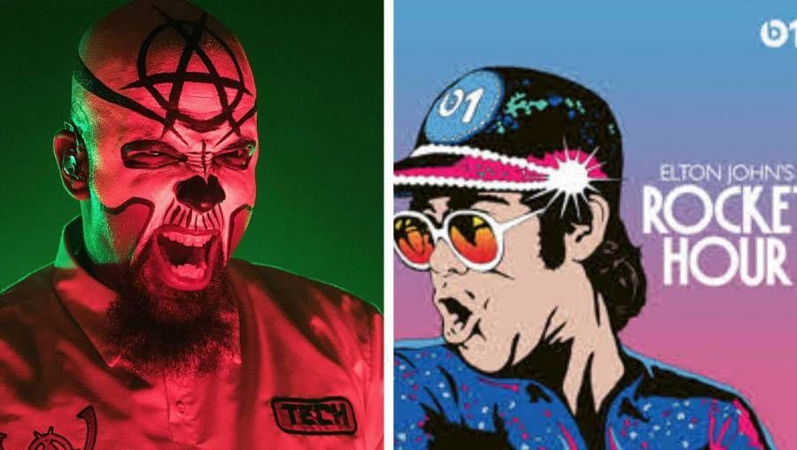Das Hip-Hop-Erbe von Tech N9ne wird von der Rocklegende Elton John gelobt