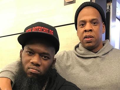 Freeway antyder att han är tillbaka med Jay Z & Roc Nation