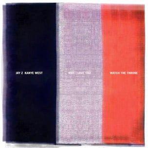 Jay-Z & Kanye West enthüllen Cover Art für Single 'Warum ich dich liebe