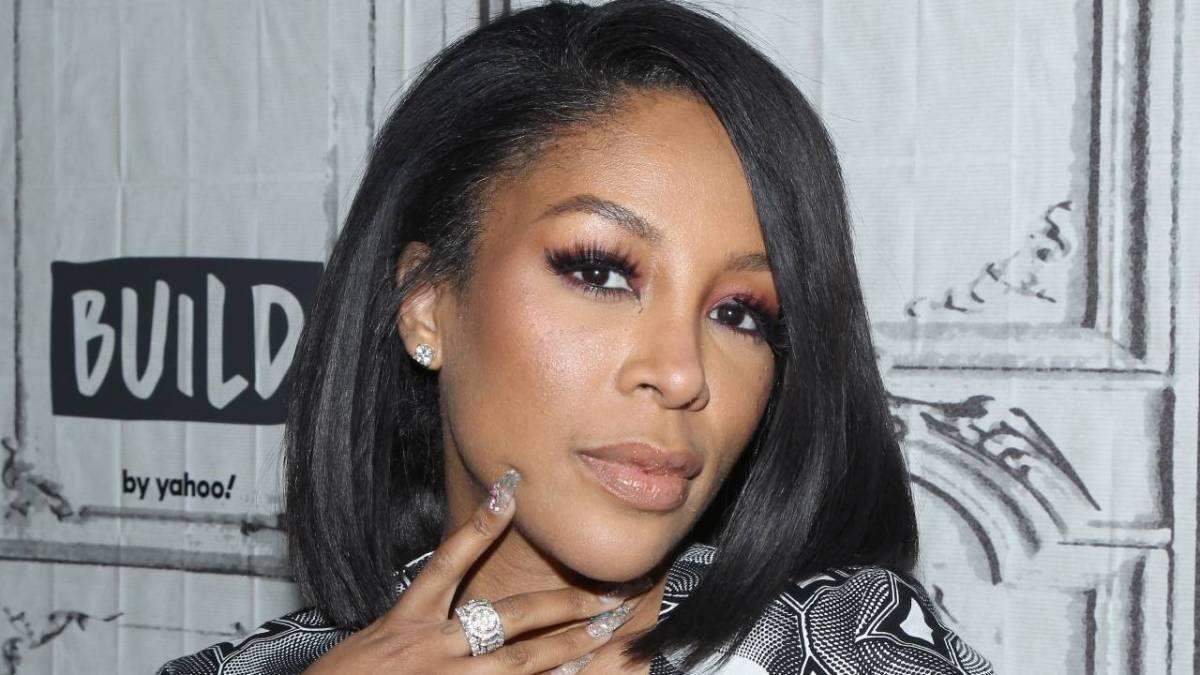 K Michelle gefur Tyga og Trey Songz 'OnlyFans The Stamp Of Approval