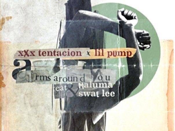 XXXTENTACION & Lil Pumps Zusammenarbeit 'Arme um dich' ist eingetroffen