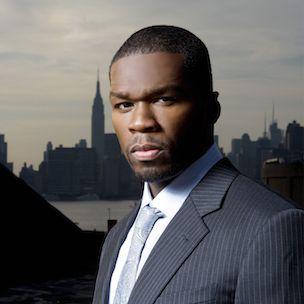 50 Cent siger 'Power' 'er som tv-versionen af' Get Rich or Die Tryin ''