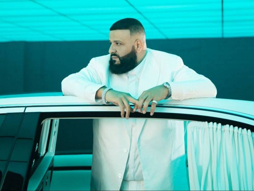 DJ Khaled kündigt offiziell 'Vater von Asahd' mit Mogul Talk Instagram an