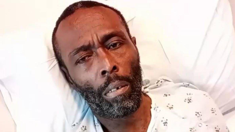 Tidligere Bad Boy Rapper Black Rob gnister bekymring efter DMX hyldest fra hospitalssengen