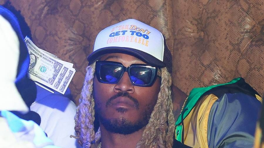 'Molly, Percocet' ... Future's 'Mask Off' trifft 1B Spotify Streams
