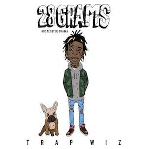 Wiz Khalifa '28 Grams 'Erscheinungsdatum, Cover Art, Tracklist, Download & Mixtape Stream