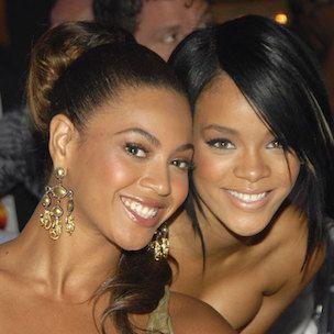 Beyonce Instagrams Rihanna-Foto nach Gerüchten, dass der Jay Z-Angriff von Solange Knowles mit Rihanna zu tun hatte