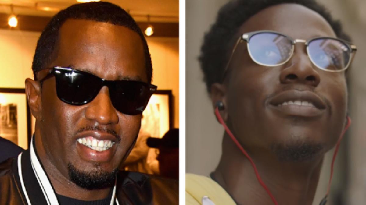 Diddy et Joey Bada $$ remportent un Oscar pour `` Two Distant Strangers '