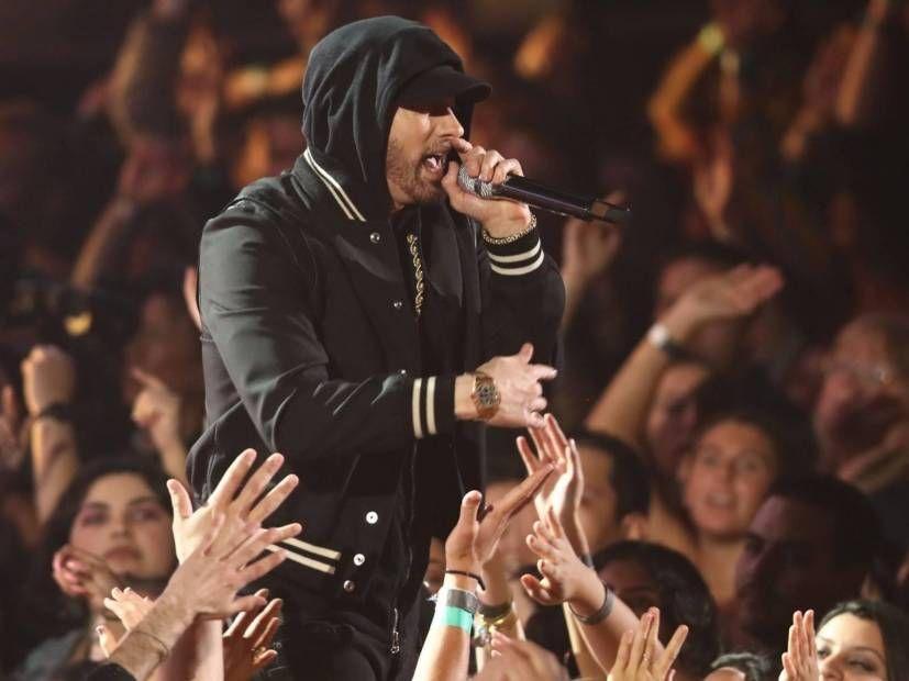 Eminem sort un autre album surprise 'Music To Be Murdered By