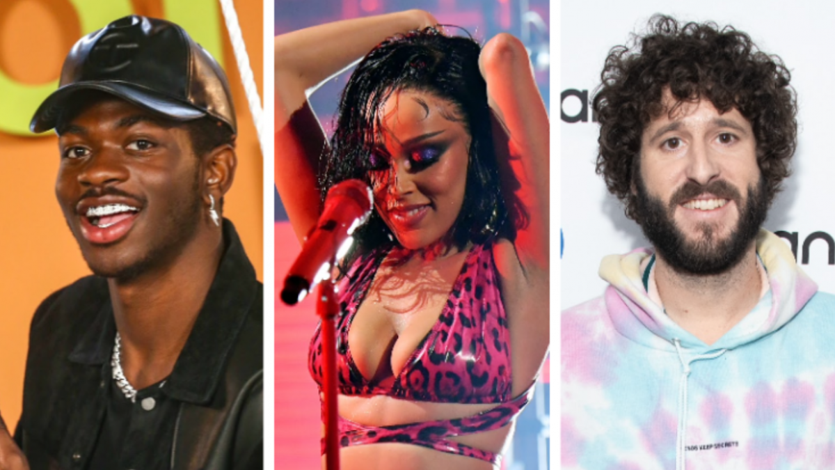 "Lil Nas X, Doja Cat, Lil Yachty ir Rae Sremmurd vaidins Lil Dicky ""Dave"" 2 sezone"