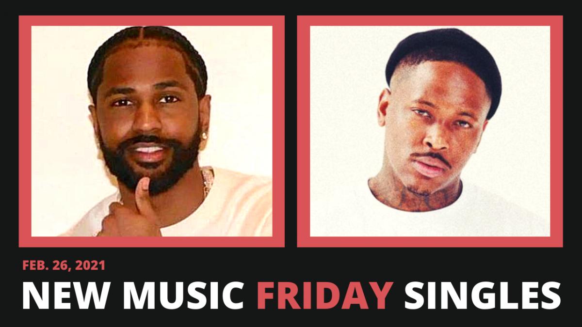 Ny musikk fredag - Nye singler fra YG & Big Sean, Pop Smoke, Yung Bleu & Coi Leray + More