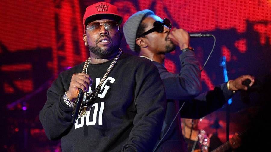 Outkast's André 3000 og Big Boi begge rapper på Goodie Mobs første album på syv år