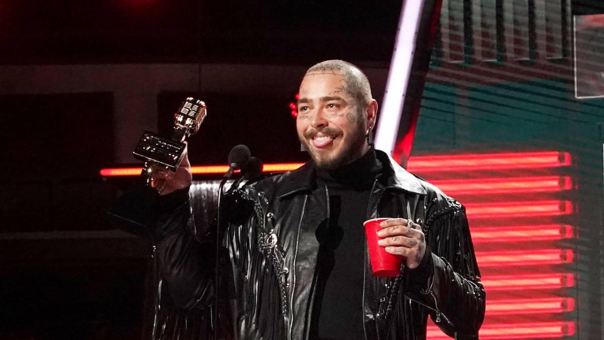 Post Malone wird mit 3 Diamond Singles zum jüngsten Künstler