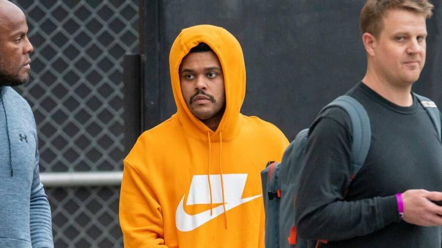 The Weeknd Drops 5-jähriges Jubiläum 'Beauty Behind the Madness' Merch in Zusammenarbeit mit Calvin Harris für die neue Single 'Over Now