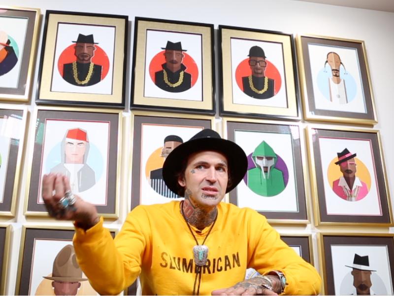 #DXCLUSIVE: Her er hvorfor Yelawolf hater hvite rappere f.eks. G-Eazy, Post Malone & Asher Roth
