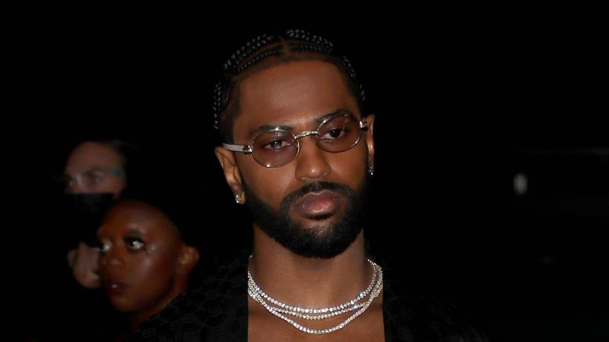 Big Sean blockiert Twitter-Nutzer, nachdem er für alte 'Giggity' -Riegel Clowns geworden ist