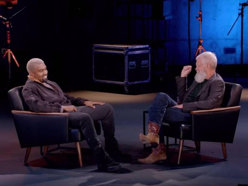 David Letterman skal intervjue Kanye West på Netflix 'My Next Guest Needs No Introduction