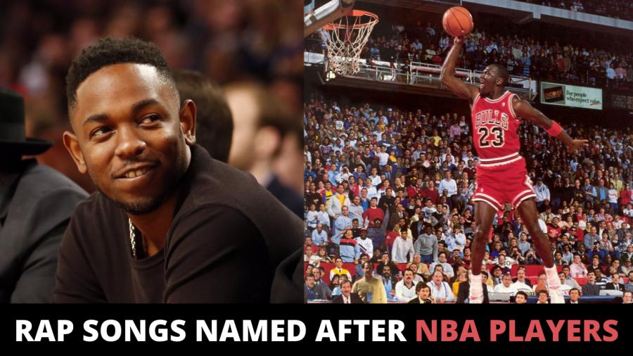 Kendrick Lamar 'Michael Jordan' & andere Rap-Songs nach NBA-Spielern benannt