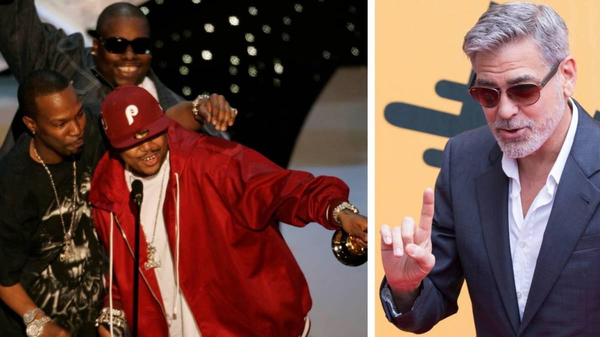 DJ Paul из Three 6 Mafia раскрывает причину, по которой Джордж Клуни выиграл Оскар Shoutout