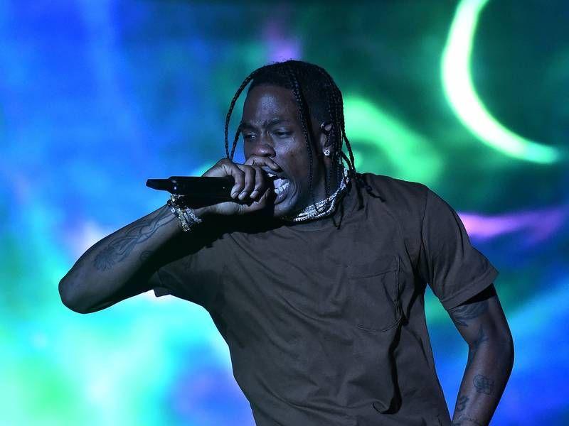 Pandora de Travis Scott explose après une performance record de `` Fortnite '