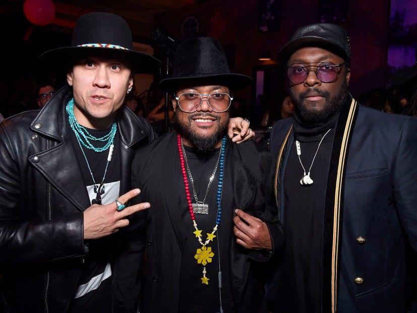 Wilhelm. Jetzt bestreitet Fergie, dass er Black Eyed Peas & Calls Reports 'Lies' hinterlassen hat