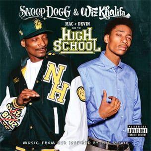 Wiz Khalifa & Snoop Dogg verve Juicy J, Curren $ y og mer for 'Mac & Devin Go To High School' Soundtrack