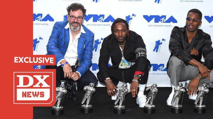 Die 2017 MTV VMA-Siege von Kendrick Lamar waren ein HUMBLE. Moment für Regisseur Dave Meyers auch