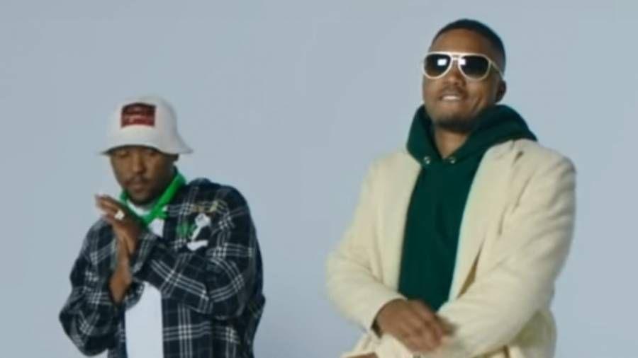 Nas & Hit-Boy eru komnir aftur í viðskipti með væntanlegt 'E.P.M.D.' Samstarf