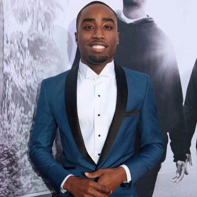 L'acteur Tupac Marcc Rose travaille avec John Singleton sur le biopic de Tupac
